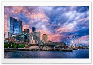 Seattle Great Wheel,...