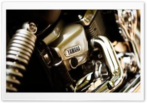 Yamaha Motorcycle Engine