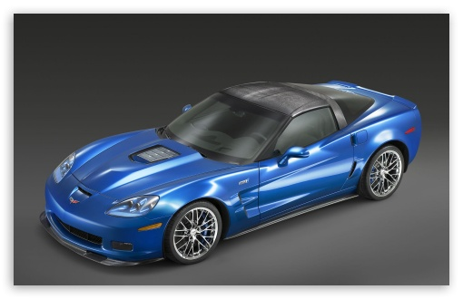 Download Chevrolet Corvette ZR1 UltraHD Wallpaper