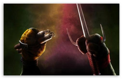 Download Teenage Mutant Ninja Turtles 2014 UltraHD Wallpaper