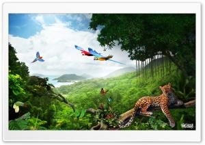 Jungle Photo Manipulation by...