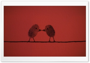 Red Thumbprint