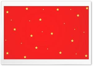 Christmas 2019 Red, Stars