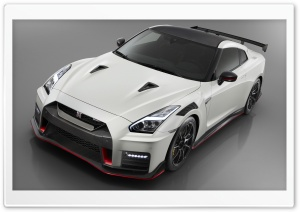 2020 Nissan GT-R Nismo V5