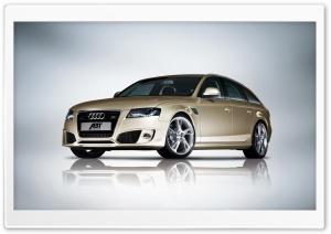 ABT Audi AS4 Avant Car 1