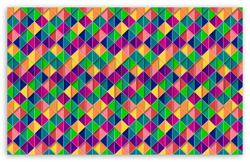 Download Colorful Pattern Background UltraHD Wallpaper