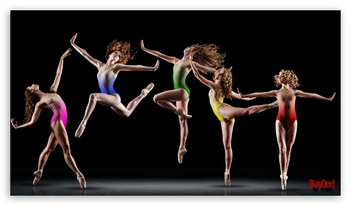 Download Ballets UltraHD Wallpaper