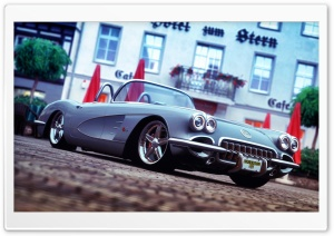 Classic Corvette Gran Turismo 5