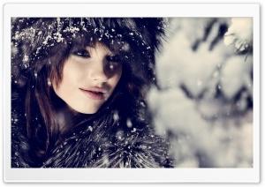 Woman, Winter