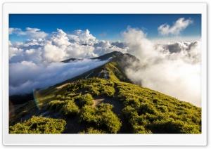 Path On Mountain