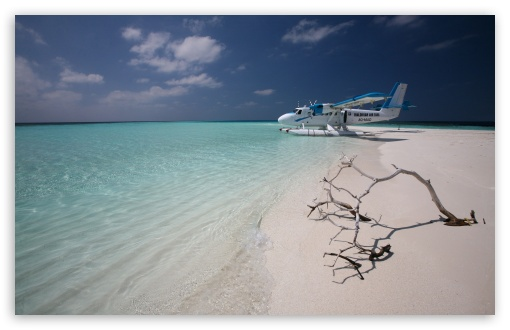Download Maldivian Air Taxi UltraHD Wallpaper