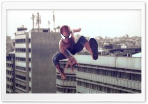 Spiderman in Iran by Amir...