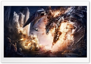 Transformers 4 Artwork