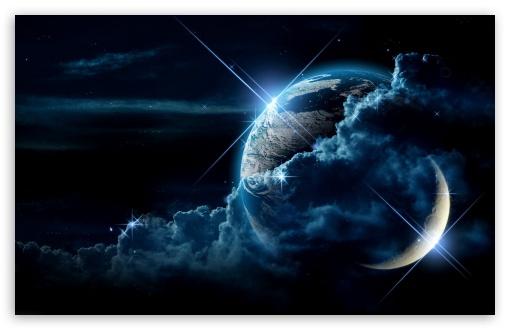Download My Dream World UltraHD Wallpaper