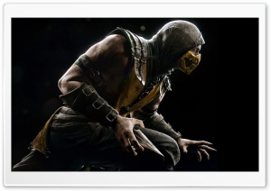 Mortal Kombat X Ninja