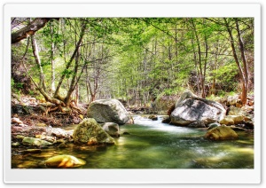 Small River HDR