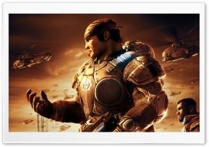 Gears Of War Game
