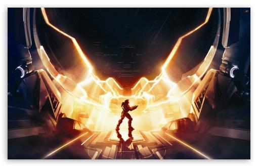 Download Halo 4 - Master Chief UltraHD Wallpaper