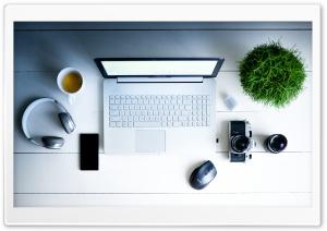 Laptop, Internet, Music,...