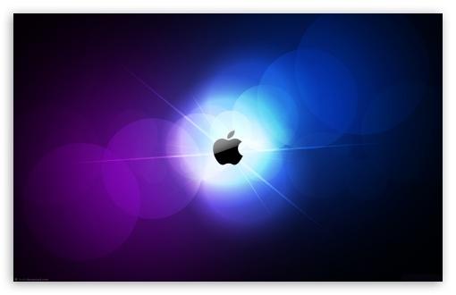 Download Think Different Apple Mac 17 UltraHD Wallpaper