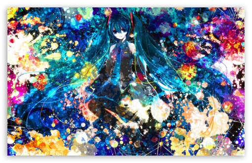 Download Miku UltraHD Wallpaper