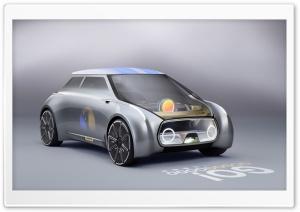 Mini Vision Next 100 Concept Car