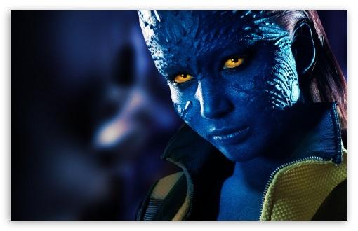 Download X-Men Days Of Future Past 2014 Mystique UltraHD Wallpaper