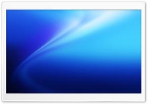 Wavy Blue Background Vector...