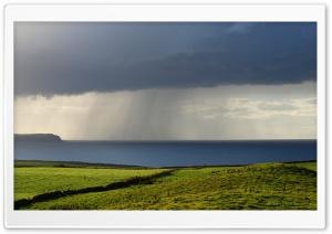 Rain at the Coast