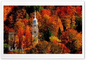 Church, Strafford, Vermont