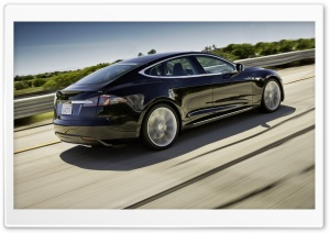 2013 Tesla Model S Car
