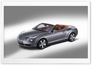 Bentley Convertible 2