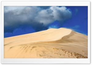 Kelso Dunes, Mojave Desert,...