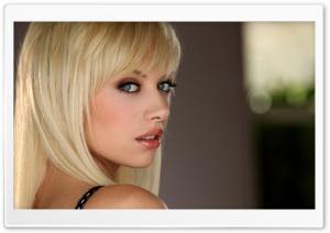 Blue Eyes Blonde