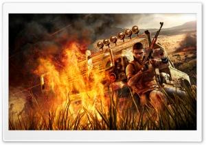 Far Cry 2 Fire