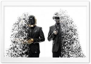 Daft Punk Splashed