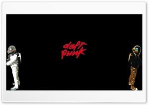 Daft Punk Illustration