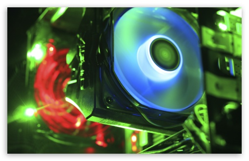 Download Cooling Solution UltraHD Wallpaper