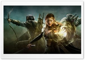 The Elder Scrolls Online...