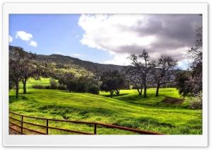 Spring Landscape HDR