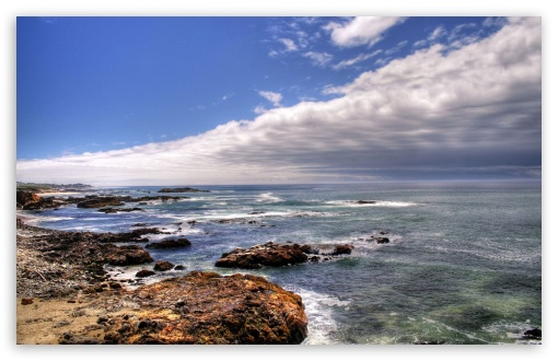 Download Rocky Beach 34 UltraHD Wallpaper