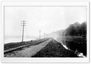 Delaware And Raritan Canal 1912