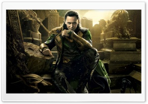 Thor 2 The Dark World Loki