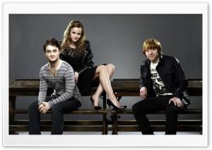 Daniel Radcliffe, Emma Watson...