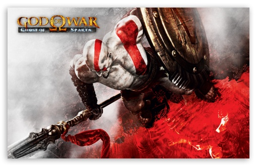 Download God of War Ghost of Sparta Video Game UltraHD Wallpaper