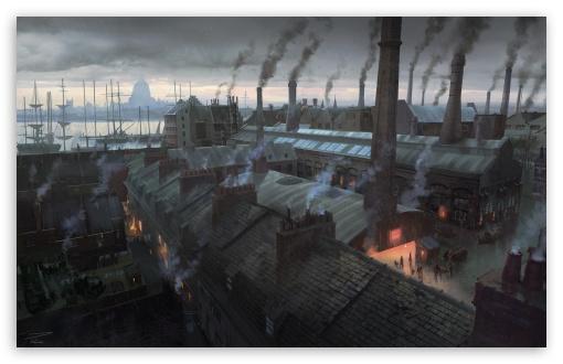 Download Assassins Creed Syndicate Southwark, London 1868 UltraHD Wallpaper