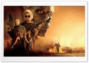 Terminator Dark Fate 2019 Movie