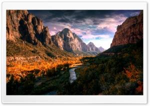 Spectacular Mountain River