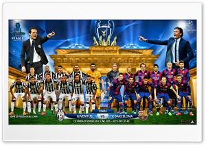 JUVENTUS - FC BARCELONA...