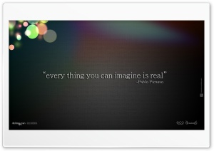 Everything You Can Imagine Is...